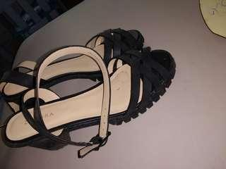 New zalora strappy heels eu41