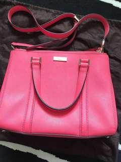 Kate Spade Bag choral pink colour
