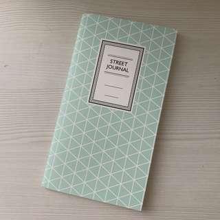 Street Journal Pocket Notebook