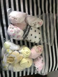 🚚 Baby Girls socks
