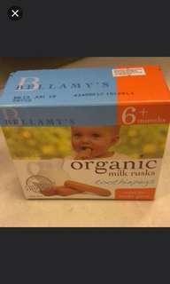 🚚 Bellamy baby food