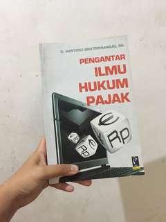 Buku Pengantar Ilmu Hukum Pajak