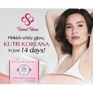 Authentic Korean Jinju soap