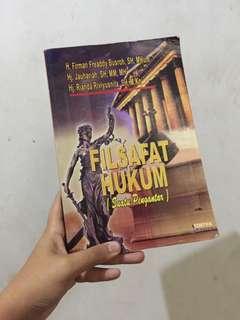 Buku Filsafat Hukum
