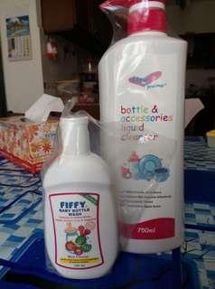 Baby bottles & accessories liquid cleanser, LITTLE PRECIOUS + FIFFY