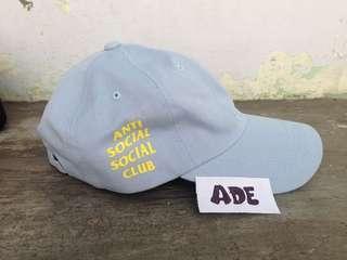Anti social social club weird cap assc
