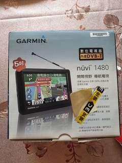 GARMIN汽車導航nivi1480數位電視