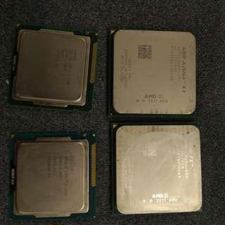 🚚 I5、I3 CPU 【FOR CEEJAYSOY】