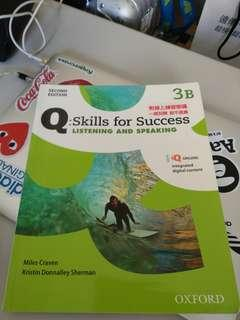Skills for Success 英文書 Listening and speaking