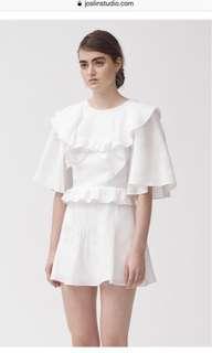 Joslin Blair linen dress