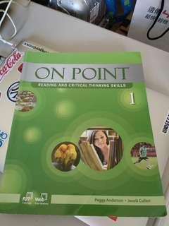 On point 英文課本
