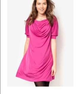 Price nego! BN Bread & Butter Drappery Dress in Size S