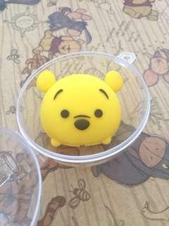 🚚 Tsum Tsum 耳機繞線器💛