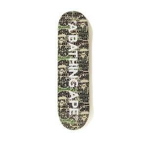 🚚 BAPE XXV SKATEBOARD DECK [GREEN]