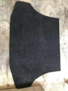 3M Nomad Rear Boot Mat for Civic FD
