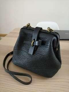 Real Leather Vintage Style Handbag