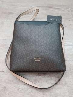 BRAND NEW Guess Sling Bag (brown)