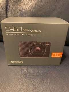Apeman C450 車cam