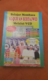 Al Quran Bertajwid VCD
