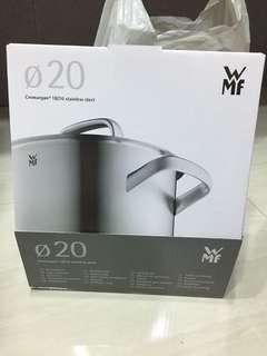 德國WMF Diadem plus 系列20cm 低身湯鍋