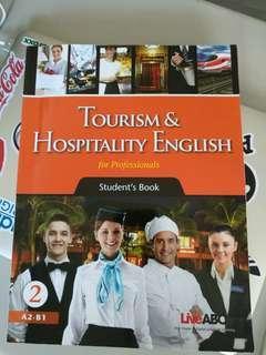 Tourism&Hospitality English Textbook