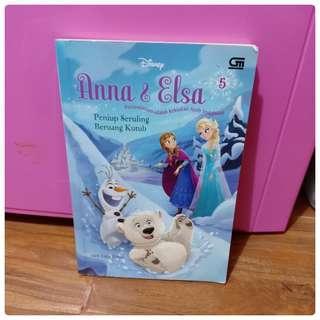Buku Anna dan Elsa