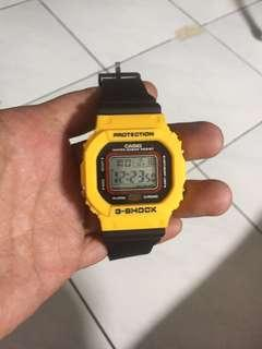 G shock protection ( no box ) DW 3160