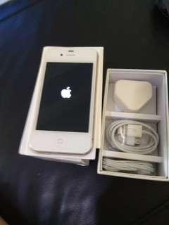 New new iphone 4s 16gb