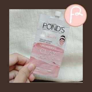 [Pond's] Mineral Clay Mask