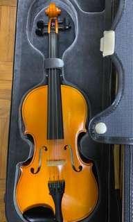 德國RODERICH PAESOLD Violin