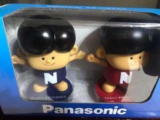 Panasonic 100週年公仔娃娃