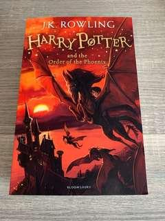 🚚 HARRY POTTER and The Order of the Phoenix