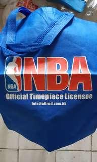 全新NBA 紀念版雙面logo 環保袋
