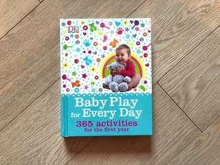 Baby Play for Every Day // 育兒書