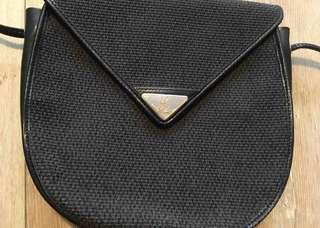Ysl  斜揹袋 復古 中古 懷舊 vintage crossbody bag 聖羅蘭 yves saint laurent