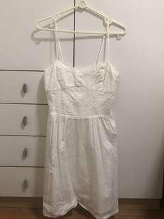 🚚 H&M crochet dress