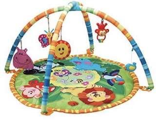 WINFUN Jungle Pals Playmat