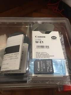 Canon WiFi 界面卡 W-E1