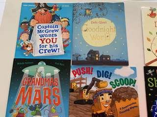 🚚 Set of 9 Children Story Books for young and early readers