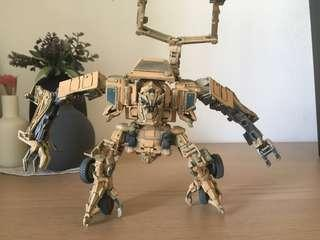 Transformers Studio Series Bonecrusher [Custom]