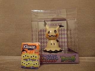 日本直送Pokémon 太陽能公仔擺設