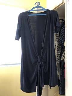 Brand new IZIA Clothing wrap dress (IG brand)