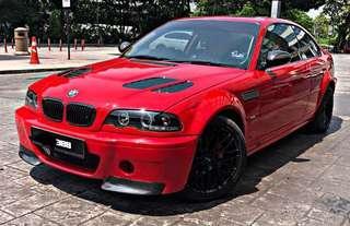 BMW e46 cash