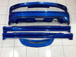 Mugen S Plus Honda Fit Jazz GD