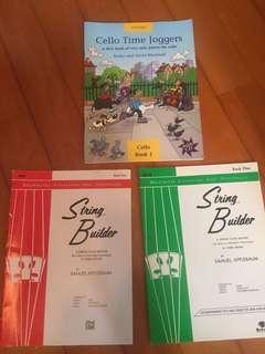 Cello strong builders book 1 2