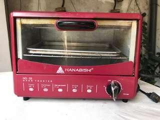 Hanabishi HO-53 Oven Toaster