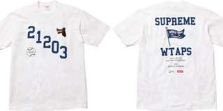 Supreme Wtaps Eastern Conf T-Shirt