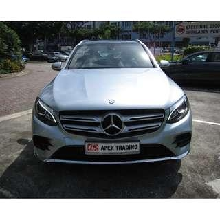 Brand New Mercedes Benz GLC250 AMG SUV - For long term leasing -