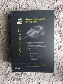 Swiftpoint Z The Ultimate Gaming Mouse for Gamers, Designers, Power Users
