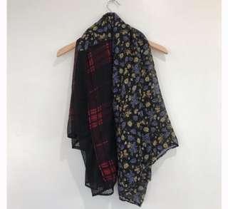Zara Patchwork Flannel Floral